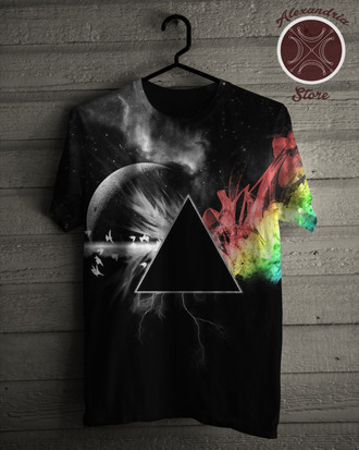 Camiseta The Dark Side Of The Moon