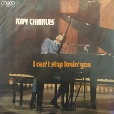 Ray Charles - I can't stop loving you LP