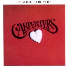 Carpenters - A song for you LP