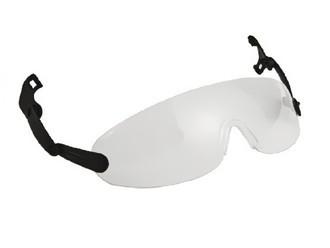 1e8c9f694f09a Óculos 3M V6 Transparente