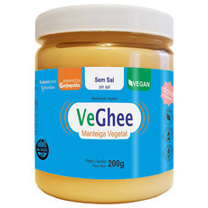 Manteiga Vegana Veghee SEM SAL (200g) - Natural Science