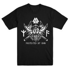 Protected by Odin - (Camiseta)