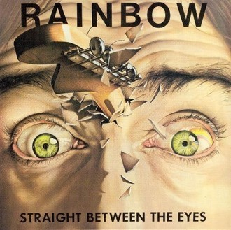 Rainbow - Straight between the eyes LP (ver fotos)