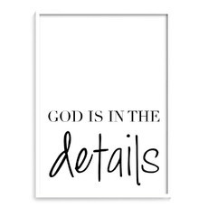 [ god is in the details ]