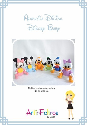 Apostila Digital Disney Baby