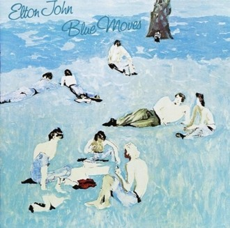 Elton John - Blue Moves LP duplo