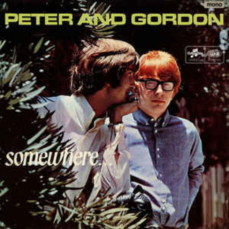 Peter and Gordon - Somewhere LP MONO