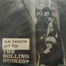 The Rolling Stones - as tears go by LP MONO