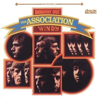 The Association - insight out windy LP MONO