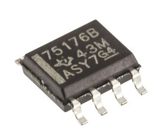 Circuito Integrado 75176B Driver RS485 SMD SO-8