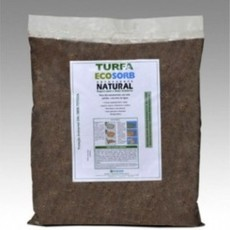 Turfa Absorvente Natural ECOSORB