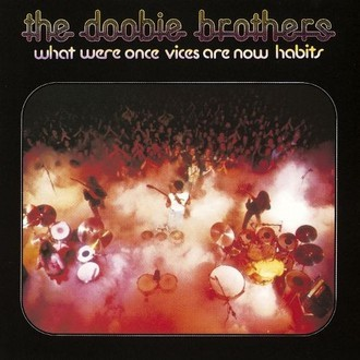 THe Doobie Brothers - What were once vices LP (ver fotos)