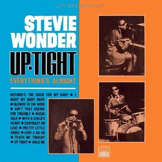 Stevie Wonder - Up-Tight: everything's alright LP  (importado USA)