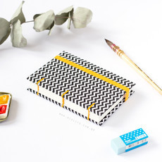 Sketchbook para Aquarela POCKET - Chevron