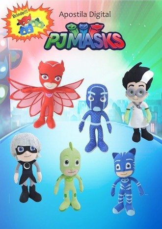 Apostila Digital PJ Masks
