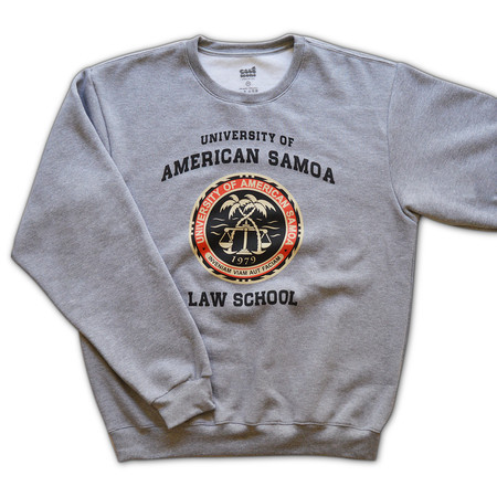 Better Call Saul - American Samoa Law School / MOLETOM