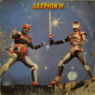 Jaspion II (Spielvan) - Trilha sonora do seriado LP
