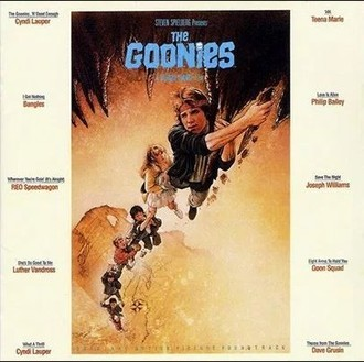 The Goonies - trilha sonora do filme LP