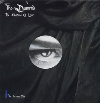 The Damned - The shadow of love EP 12' 45 RPM (importado Inglaterra)