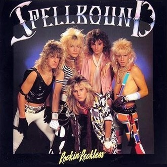 Spellbound - Rockin' reckeless LP