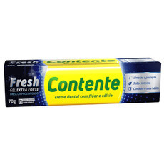 Gel Dental Contente FRESH Extra Forte - 70g
