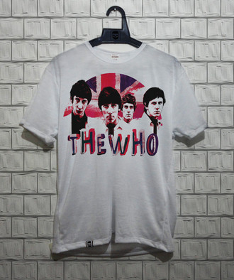 Camiseta Masculina The Who