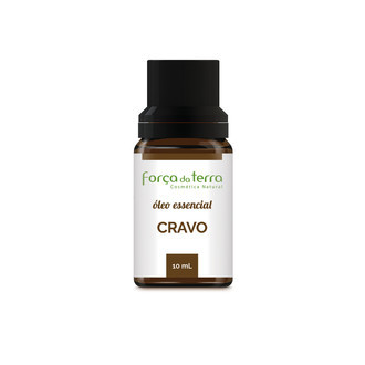 Óleo Essencial de Cravo 10ml