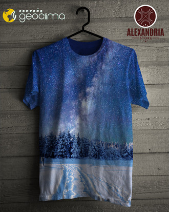 Camiseta Trail in The Snow