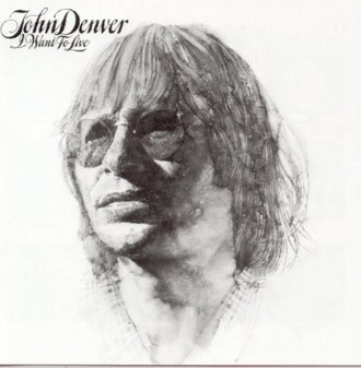 John Denver - I want to live LP (importado USA)
