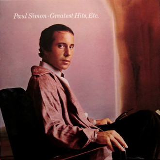 Paul Simon - Greatest hits, etc LP