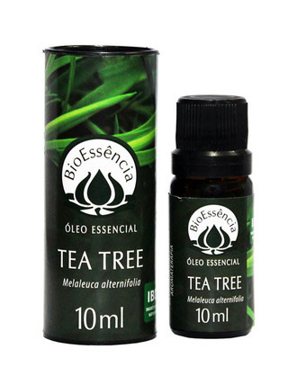 Óleo Essencial Melaleuca Tea Tree BioEssência 10ml