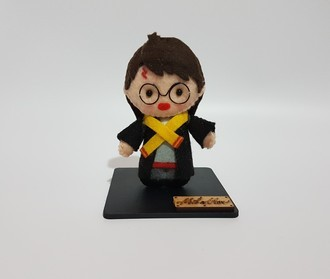 Chaveiro / Toy Art - Harry Potter