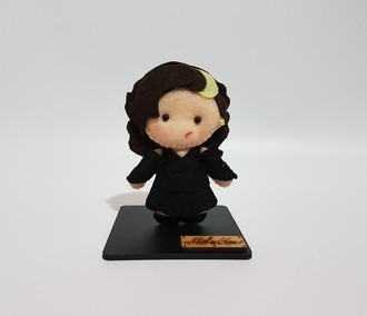 Chaveiro / Toy Art - Bellatrix Lestrange