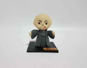 Chaveiro / Toy Art - Lord Voldemort