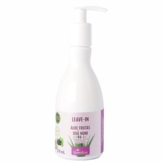 Leave-In Aloe Frutas - Livealoe - 210ml
