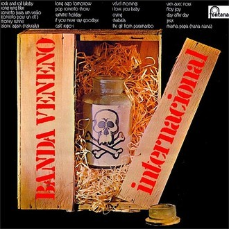 Erlon Chaves - Banda Veneno Internacional (1972) LP
