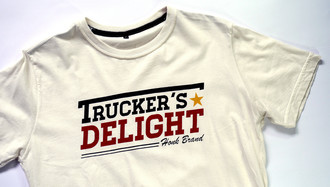 T-Shirt Trucker's Delight | Cru