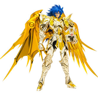 Cloth Myth Saga EX Soul of Gold Bandai