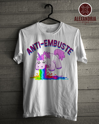 Camiseta Anti-Embuste