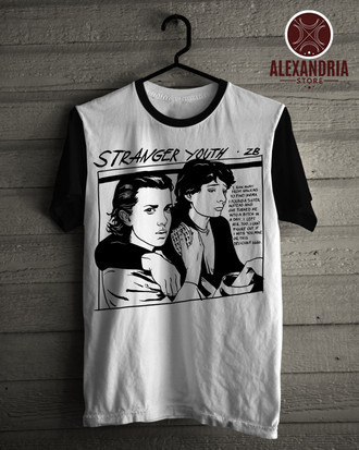 Camiseta Stranger Youth