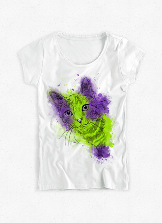 Camiseta Feminina Francisco - AMPARA Animal