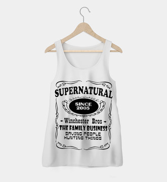 Regata Feminina Supernatural