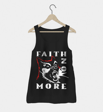 Regata Rock Feminina Faith No More