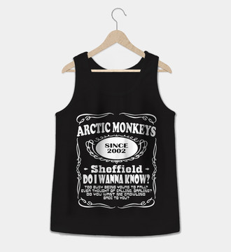 Regata Masculina Arctic Monkeys