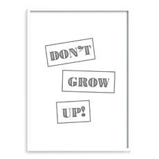 [ quadro don't grow up ]