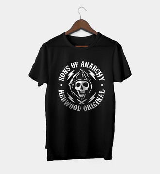 Camiseta Masculina Sons Of Anarchy (2)