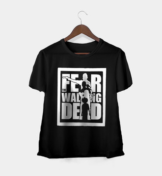 Camiseta Feminina The Walking Dead