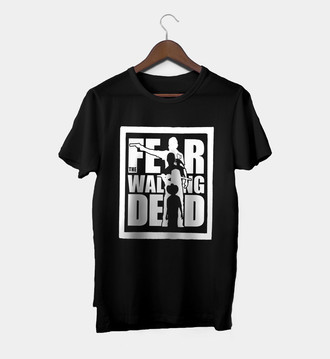 Camiseta Masculina The Walking Dead