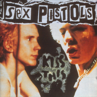 Sex Pistols - Kiss this LP duplo