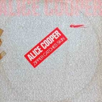 Alice Cooper - Zipper catches skin LP